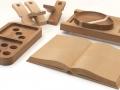 Lavorazione oggetti legno